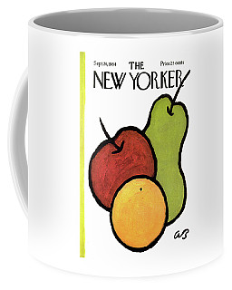 New Yorker September 26th, 1964 Coffee Mug