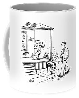 New Yorker September 27th, 1993 Coffee Mug