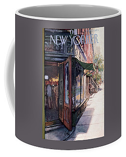 New Yorker September 29th, 1956 Coffee Mug