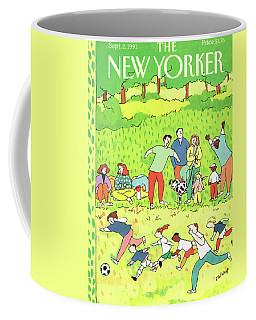 New Yorker September 2nd, 1991 Coffee Mug