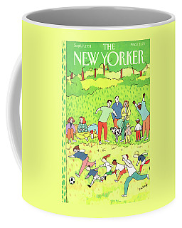 New Yorker September 2nd, 1991 Coffee Mug