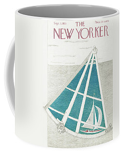 New Yorker September 3rd, 1955 Coffee Mug