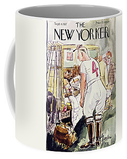 New Yorker September 4 1937 Coffee Mug