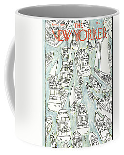 New Yorker September 4th, 1978 Coffee Mug