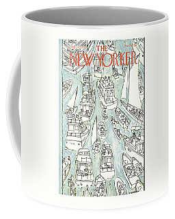 New Yorker September 4th, 1978 Coffee Mug