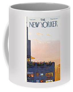 New Yorker September 5th, 1970 Coffee Mug