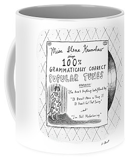 New Yorker September 5th, 1988 Coffee Mug