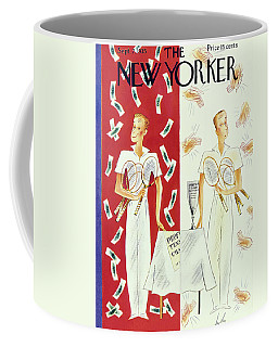 New Yorker September 7 1935 Coffee Mug