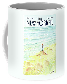 New Yorker September 7th, 1981 Coffee Mug