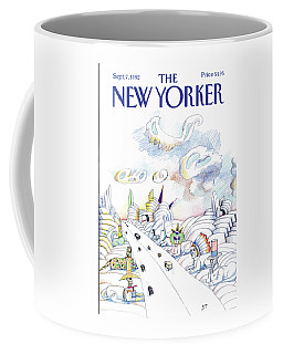 New Yorker September 7th, 1992 Coffee Mug