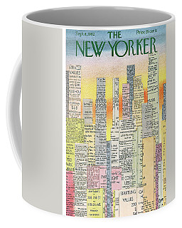 New Yorker September 8th, 1962 Coffee Mug