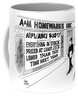 New Yorker September 9th, 1974 Coffee Mug