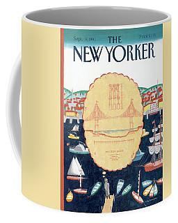 New Yorker September 9th, 1991 Coffee Mug