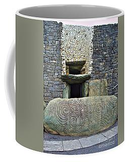 Newgrange Entrance Coffee Mug