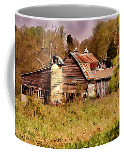 Newton Township Barn Coffee Mug
