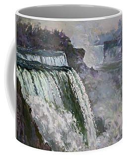 Niagara American Falls 2 Coffee Mug