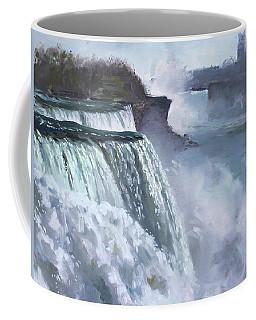 Niagara American Falls Coffee Mug