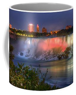 Niagara Falls Canada Sunset  Coffee Mug