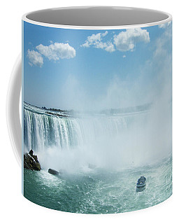 Niagara Falls In Spring Coffee Mug