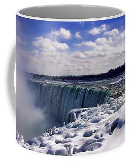 Niagara Falls Winter Coffee Mug