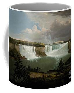 Niagra Falls By Alvan Fisher Coffee Mug