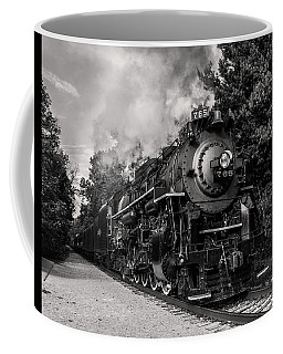 Nickel Plate Berkshire 765 Coffee Mug by Dale Kincaid
