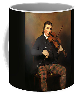 Niel Gow - Violinist And Composer Coffee Mug