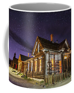 Night At The Cain House Coffee Mug