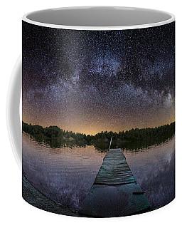 Night At The Lake  Coffee Mug