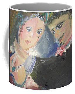 Night At The Opera Coffee Mug by Judith Desrosiers