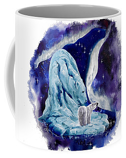 Night Bear Coffee Mug