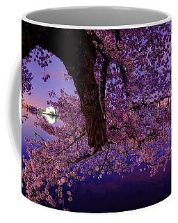 Night Blossoms Coffee Mug