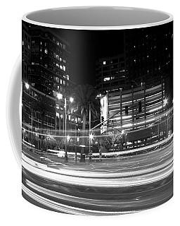 Night Blurs Coffee Mug