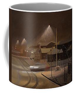 Night Drive Coffee Mug
