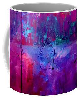 Night Falls Upon Coffee Mug