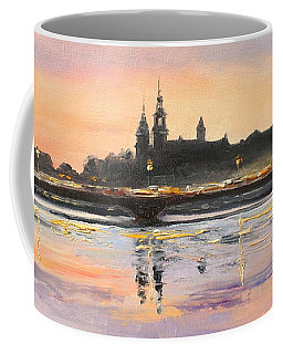 Night In Krakow Coffee Mug