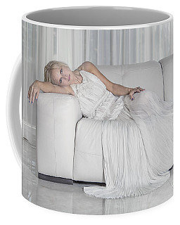 Night In White Satin Coffee Mug
