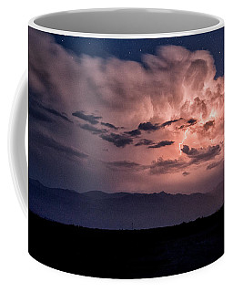 Night Lightning Coffee Mug