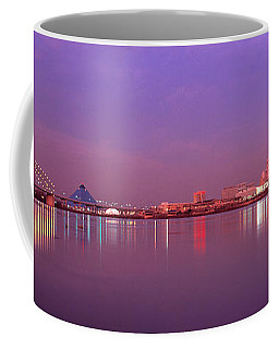 Night Memphis Tn Coffee Mug