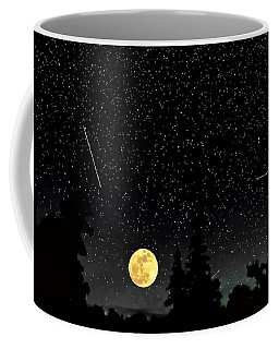 Night Moves Coffee Mug
