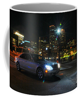 Night Out In Boston Coffee Mug