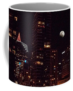 Night Passage - San Diego Coffee Mug by Glenn McCarthy