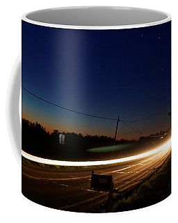 Night Passing Coffee Mug