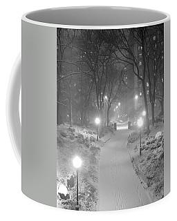 Night Storm New York Coffee Mug