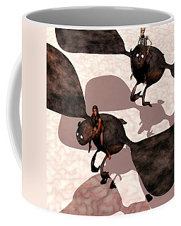 Night Terrors Coffee Mug