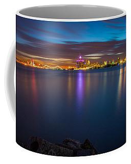 Night Time In The D Coffee Mug