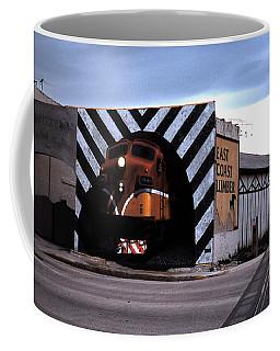 Night Train Coffee Mug