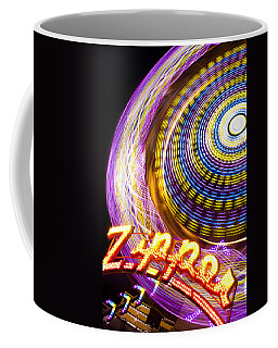 Night Zipper Coffee Mug