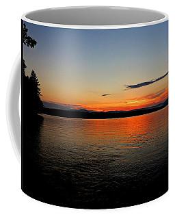 Nightfall Coffee Mug by Mim White