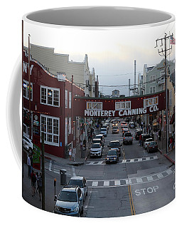 Nightfall Over Monterey Cannery Row California 5d25149 Coffee Mug